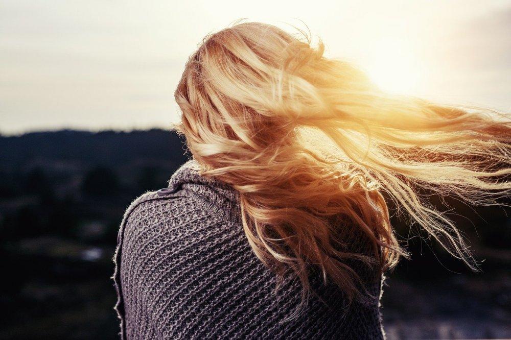 Rundum schönes Haar